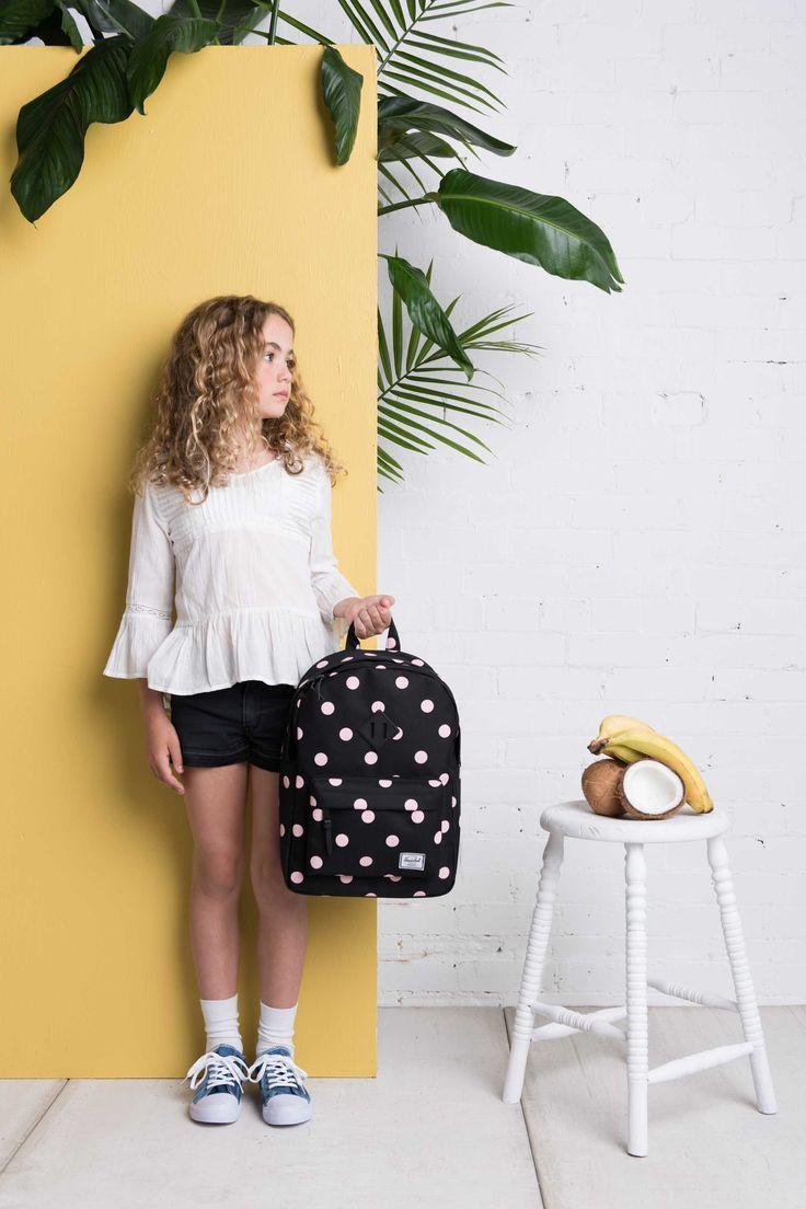 8c08636c8 Herschel Supply expands kids accessories for spring | Girls Fashion ...