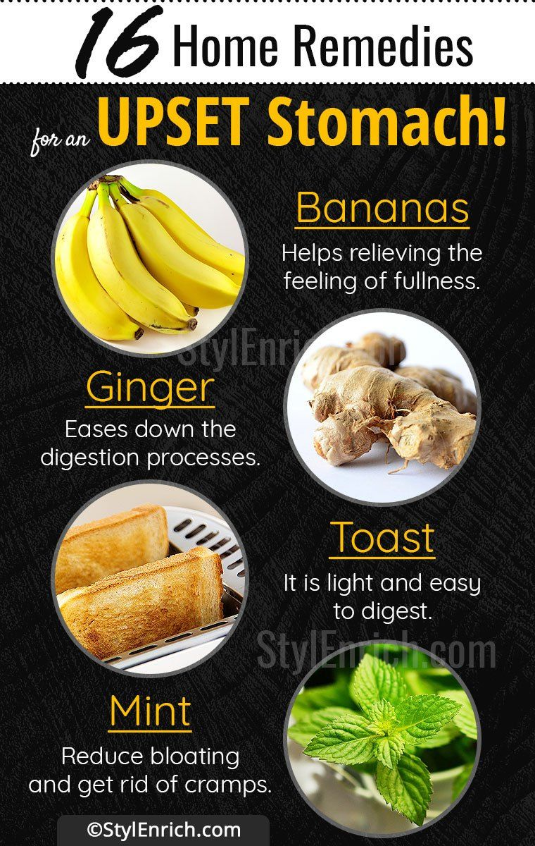 Home Remedies For Upset Stomach Which Are Easy To Follow