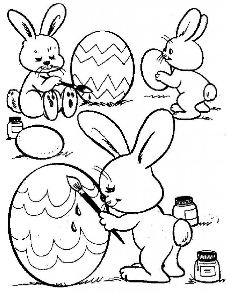 Cute Easter Coloring Pages Bunny Coloring Pages Easter Bunny Colouring Free Easter Coloring Pages