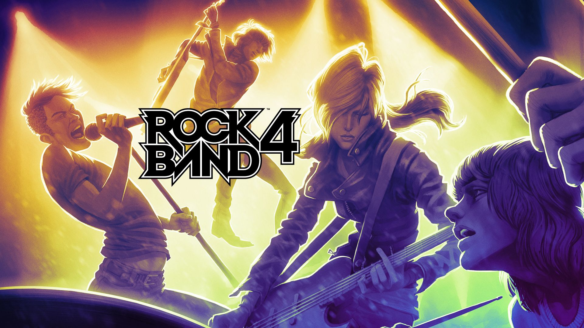 Rock Band 4 Review – Making Your Living Room The Stage Again