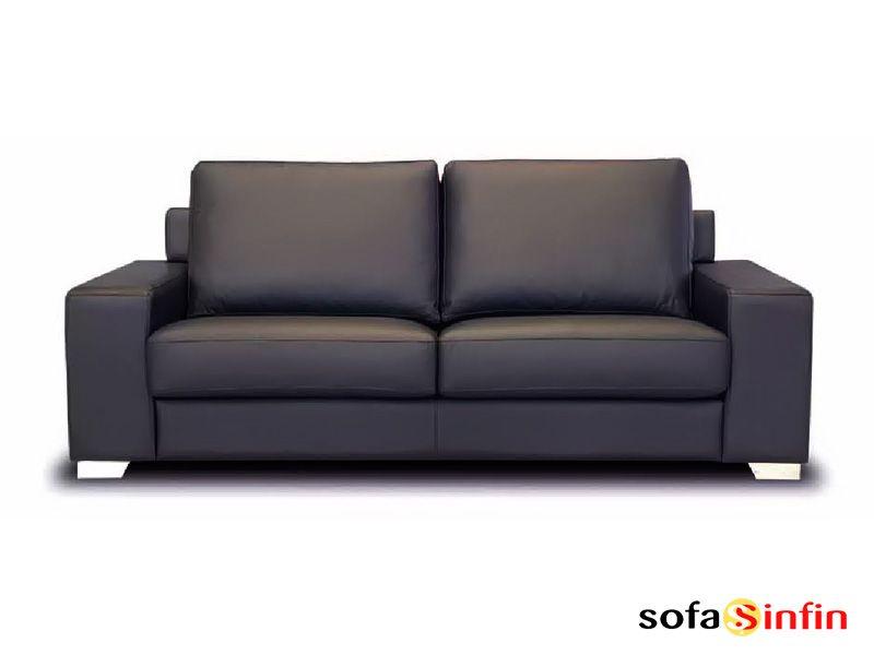 Sof moderno de 3 y 2 plazas modelo jom fabricado por for Modelos de sofa camas modernos