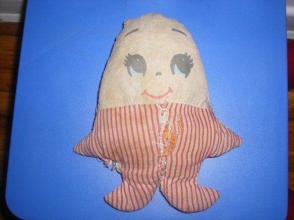 Loved Plakie Humpty Dumpty