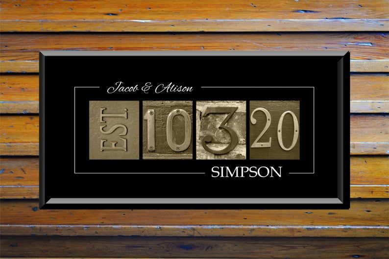 Wedding Gifts For Older Couples Wedding Gift Ideas For Second Etsy In 2020 Gifts For Older Couples Wedding Gifts For Couples Anniversary Gifts For Parents