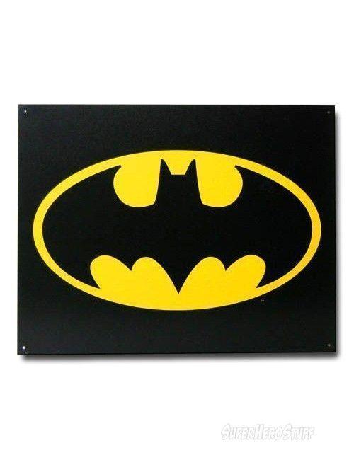 Batman Metal Signs// Emblems The Dark Knight Rises