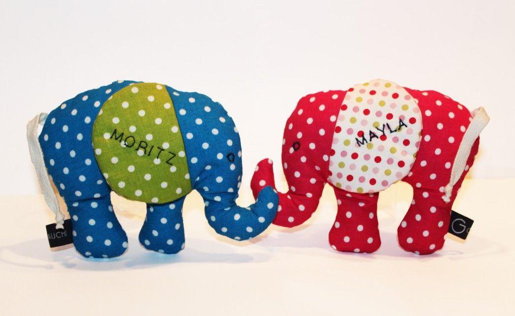 Moritz Mayla #Kuscheltiere #Elefanten #naehen #gnaeht #gauchi ...
