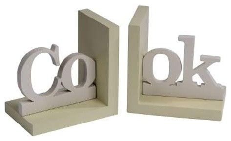 Ordinaire Cook Kitchen Bookends   Contemporary   Accessories And Decor   Bliss Gifts