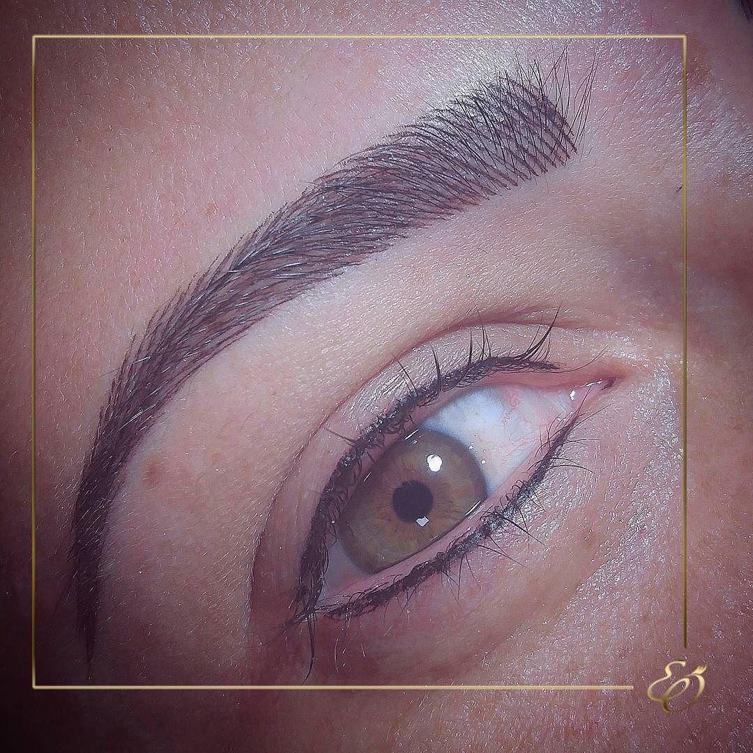Contorno Dos Olhos E Micropigmentacao De Fios Hiper Realistas