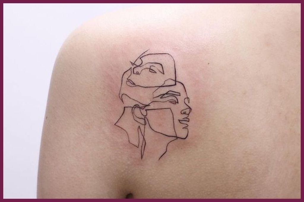 Minimalist Tattoos 40781 36 Uniquely Stunning Gemini Tattoos Ourmindfullife Com Zodiac Signs Gemini In 2020 Gemini Tattoo Tiny Tattoos For Girls Astrology Tattoo
