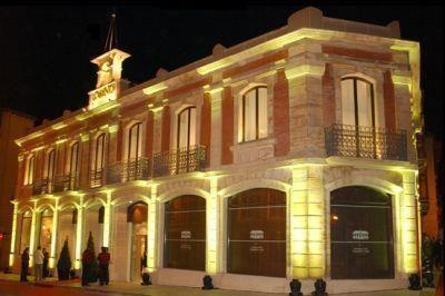 Edificio Del Casino Edificios Casino