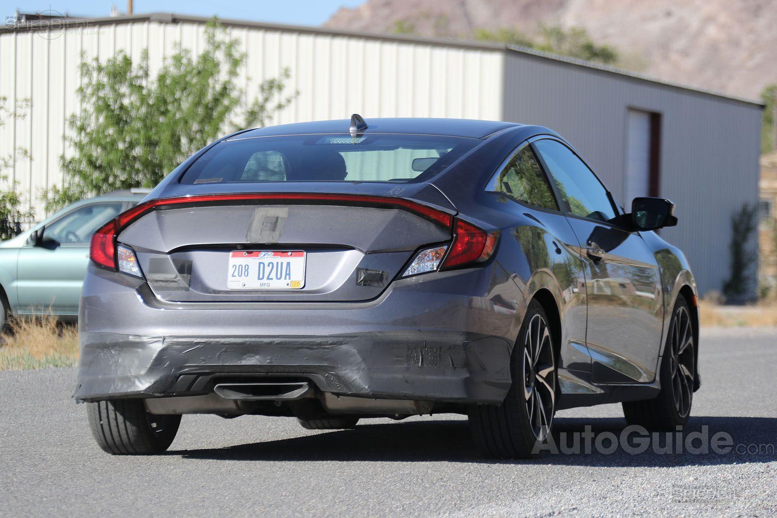 2018 Honda Civic Sport Car Photos Catalog 2018