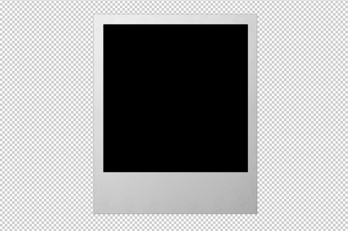 как сделать фотографию в белом квадрате данной