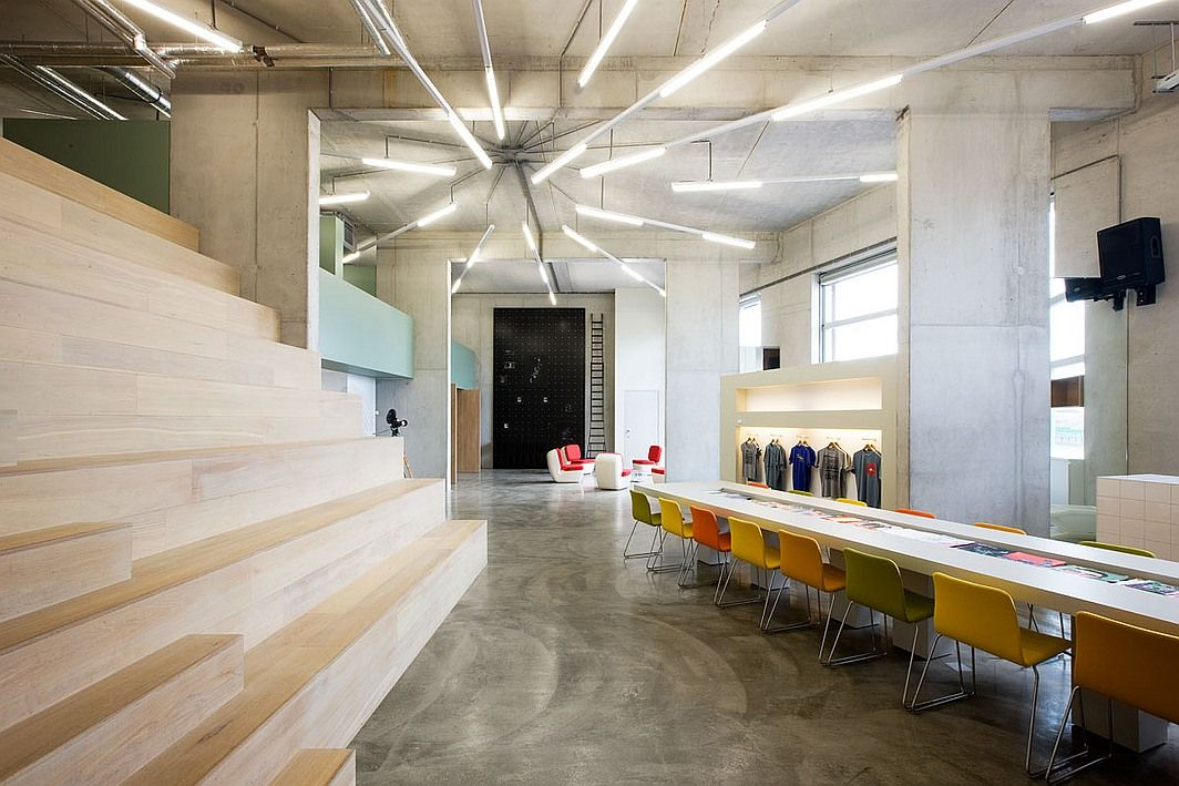 10 Questions With Maurice Mentjens Modern Office Design