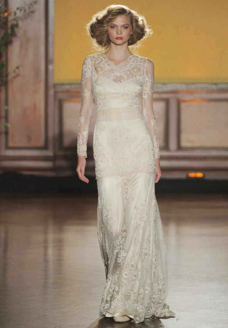 4121d1161baa Shop Lady Edith's Wedding Look From The Downton Abbey Finale | TheKnot.com