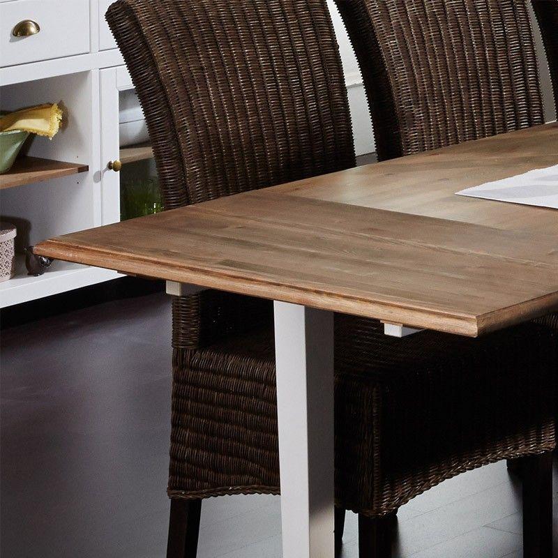 Rallonge De Table En Pin Pour La Table A Manger Truro Leaf Table Table Dining Table