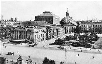 1916 Kaiser Franz Joseph Platz In Berlin Berlin Historical Germany