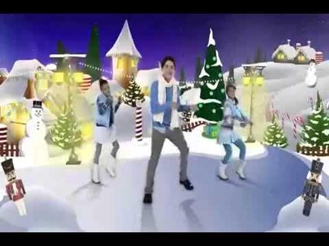 ▶ Just Dance Kids 2 Jingle Bells Wii Rip - YouTube
