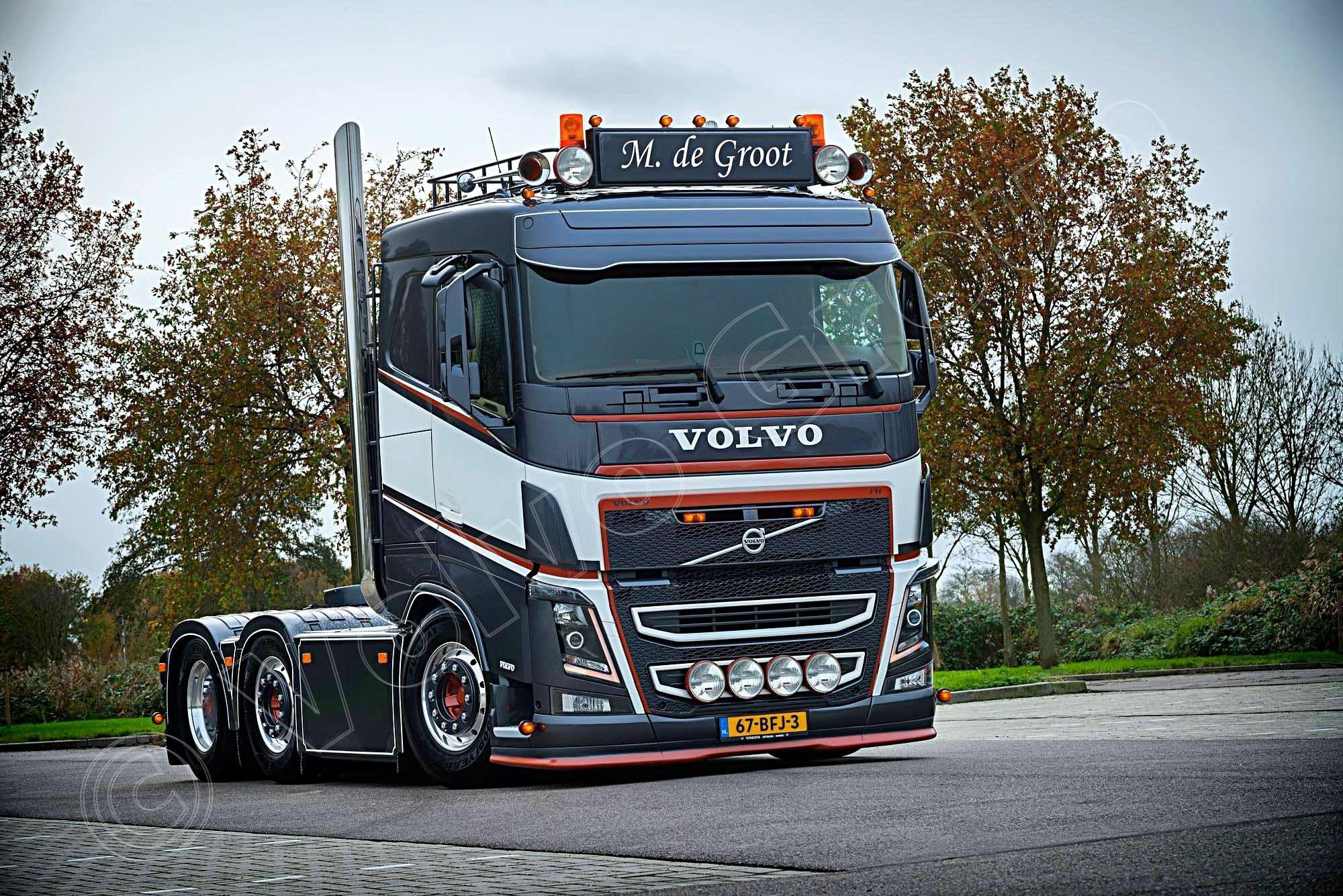 Volvo Fh 6x2 Rig Trucks Semi Cool Cars