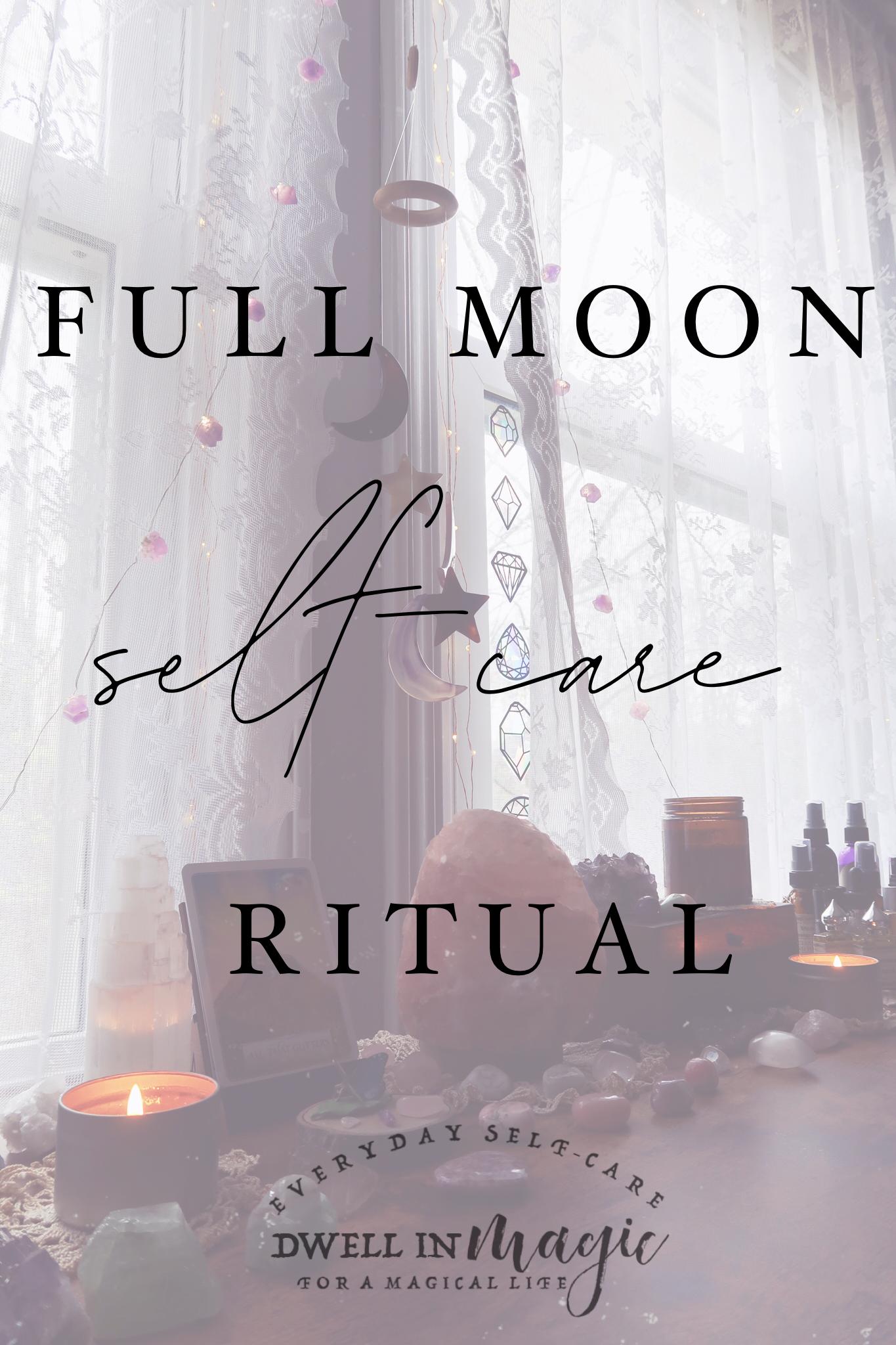 A Full Moon Ritual For Releasing Amp Celebratin