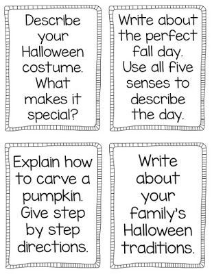 Pumpkin Palooza: NO PREP printables for Fall. Love these