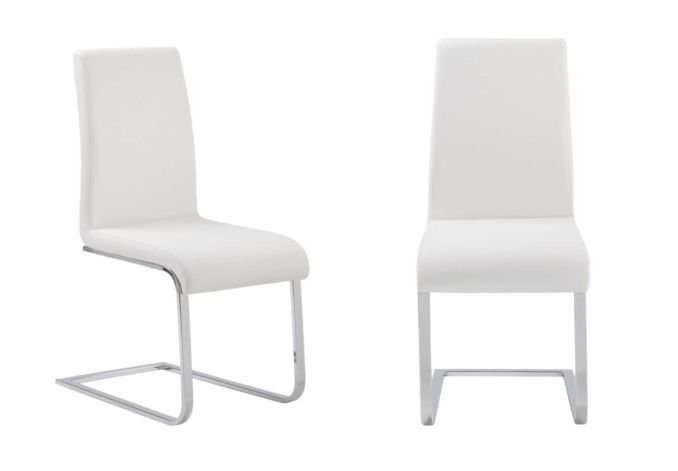Furniture Village Dining Chairs pair (2) of dining chairs - actona duo - dining room furniture