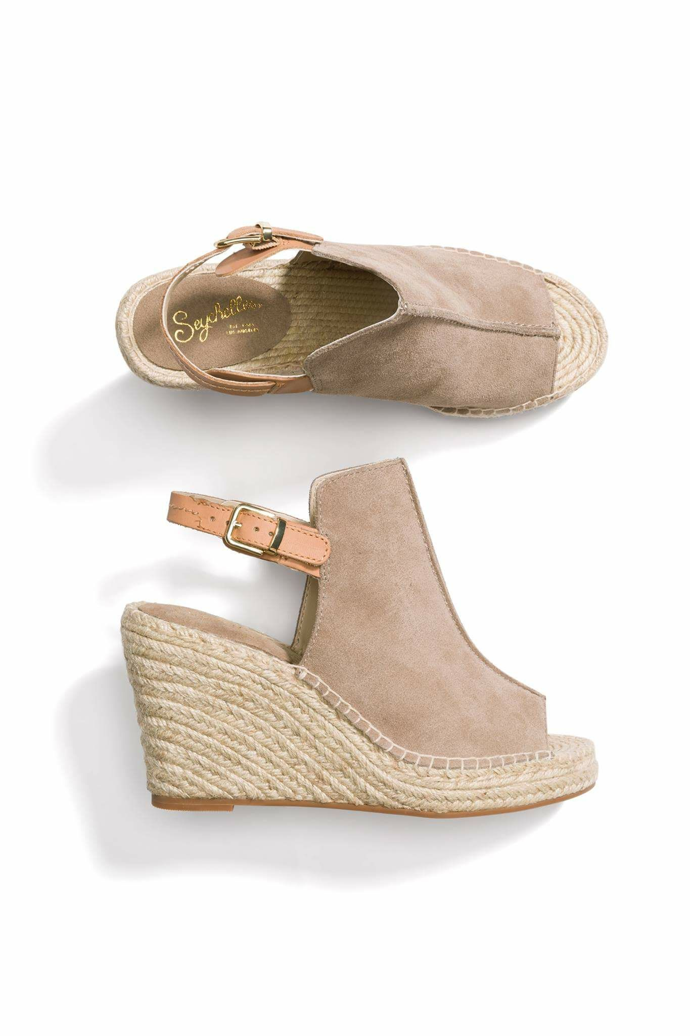 Love these wedges. They could go with anything. Womens