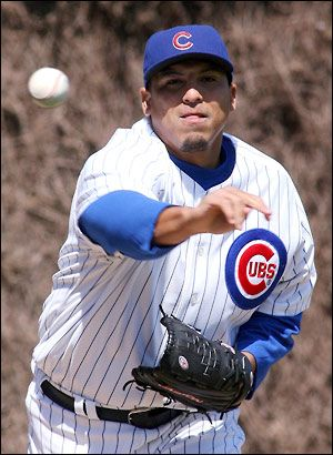 CARLOS ZAMBRANO | Mlb chicago cubs, Cubs players, Cubs team