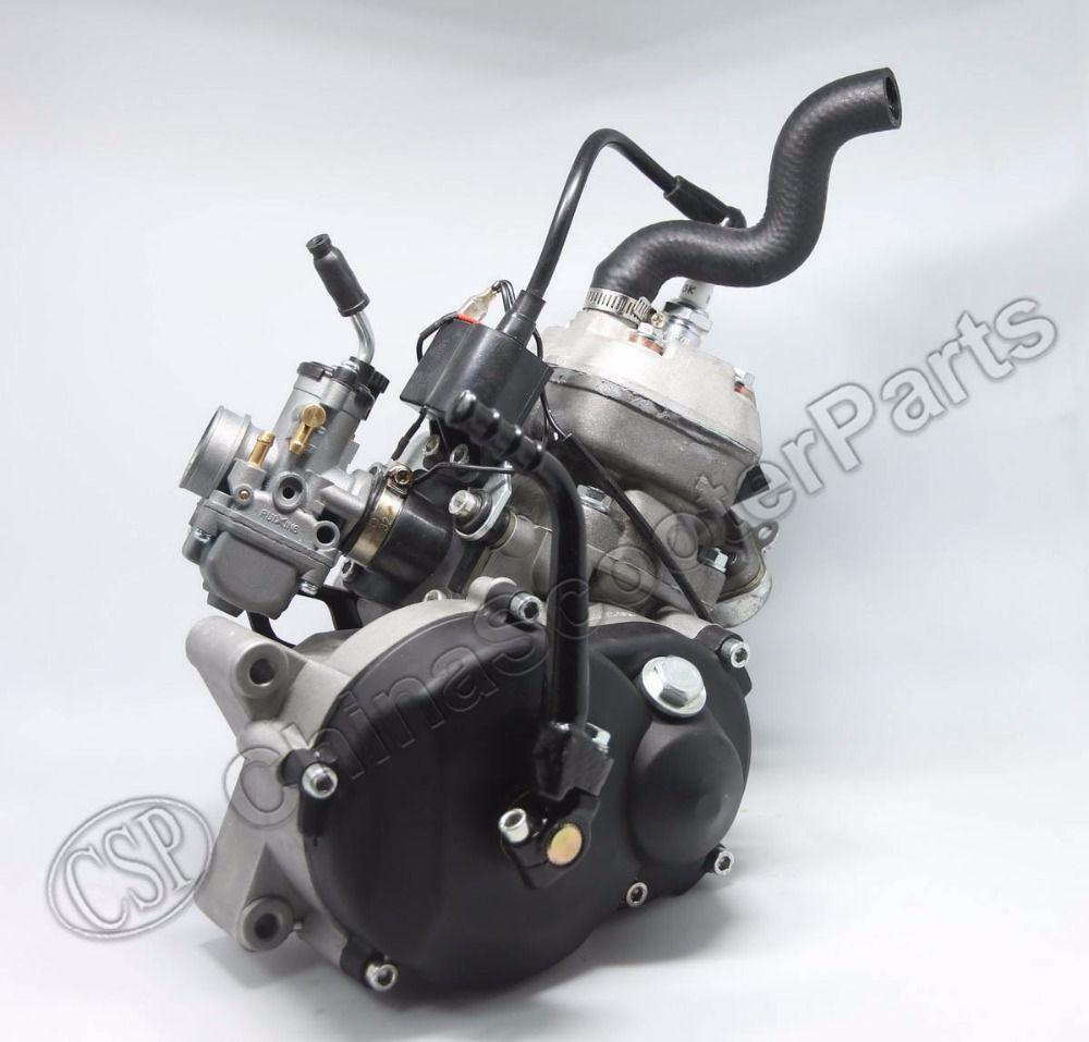 49cc Water Cooled Engine For 05 Ktm 50 Sx 50 Sx Pro Senior Dirt Pit Cross Bike Dirt Bike Gear Bike Gear Motorcycle Accessories