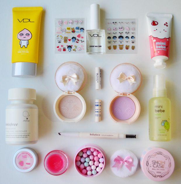 Comprinha no koreadepart.com #kbeauty #bblogger #maquiagem