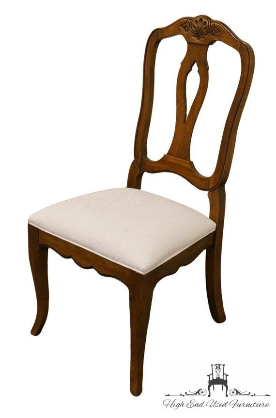 ethan allen country french collection dining side chair 26 6202 in rh in pinterest com