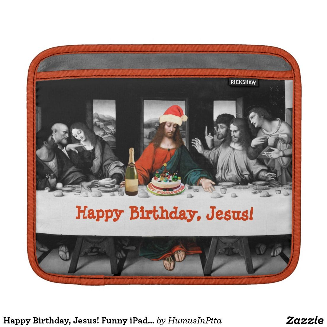 Happy birthday jesus funny ipad sleeve wear different be proud happy birthday jesus funny ipad sleeve kristyandbryce Choice Image