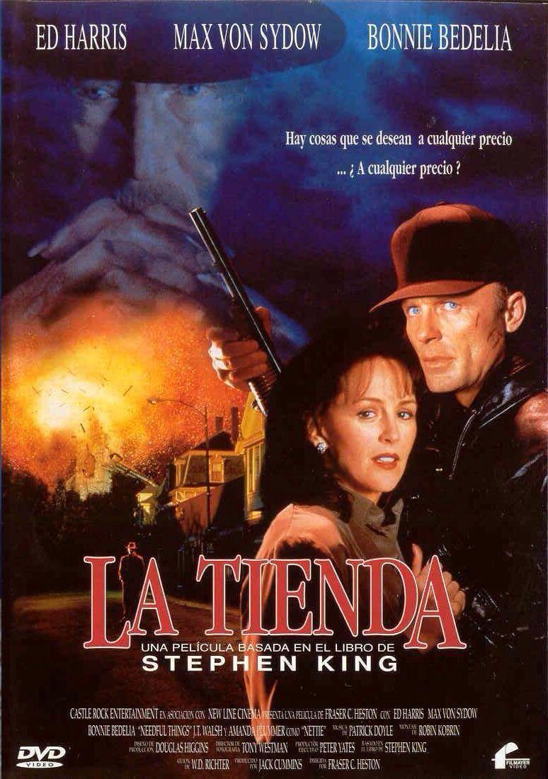 Cartel de la película la Tienda