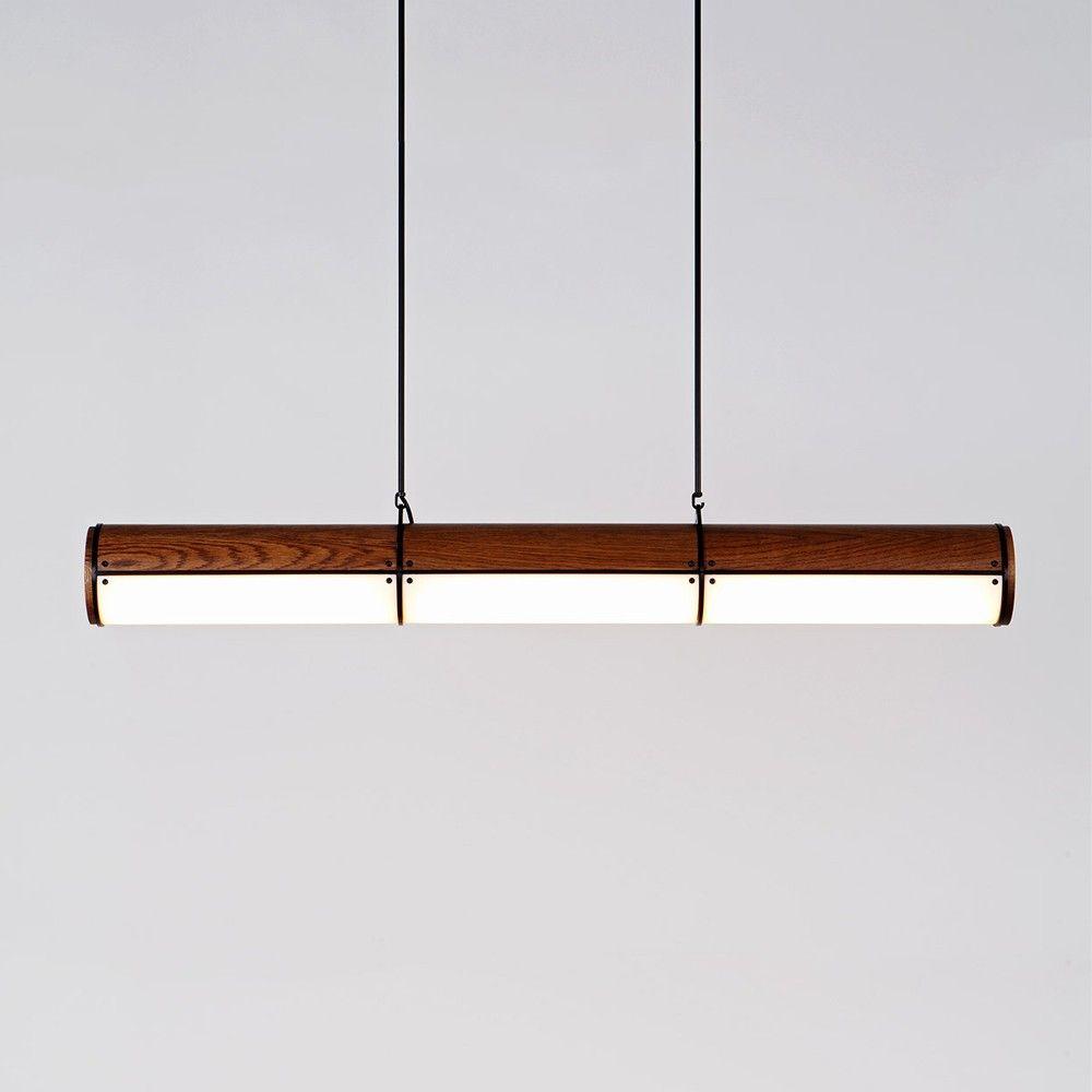 Rope Lights Woodies: Woody Endless Pendant