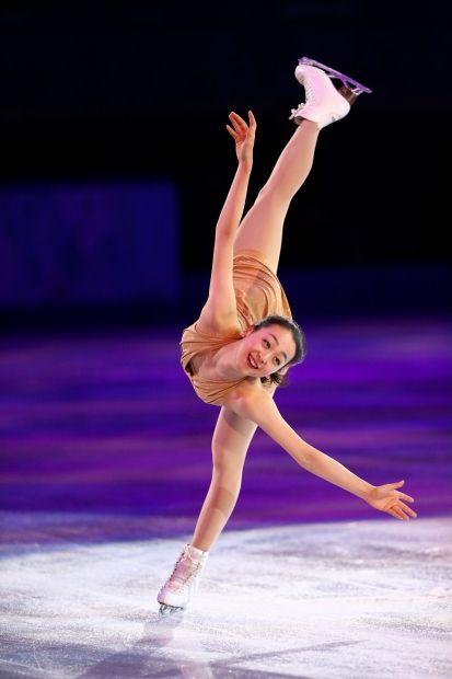 【写真特集】ソチ五輪フィギュアスケート エキシビション
