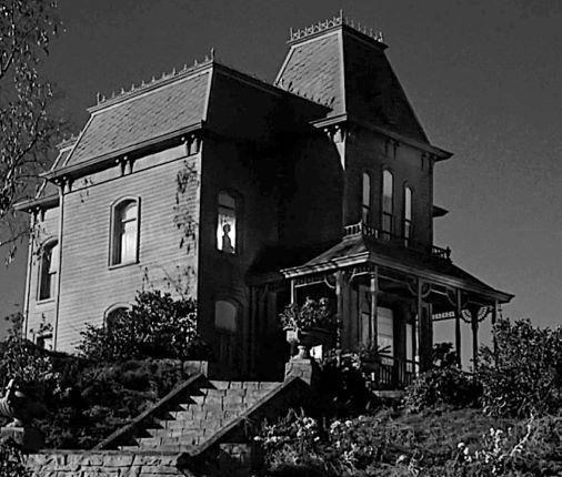 Psycho Hill House