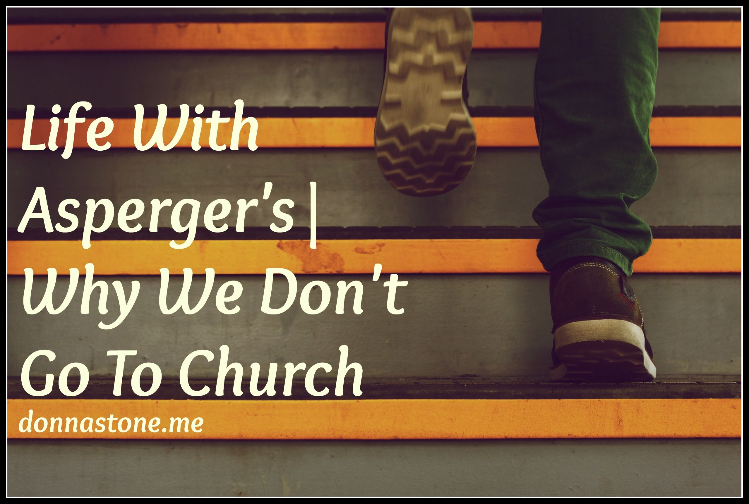 Aspergers and church