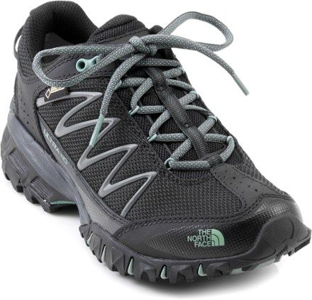 2cedb660a The North Face Women's Ultra 110 GTX Trail-Running Shoes Silver Grey ...