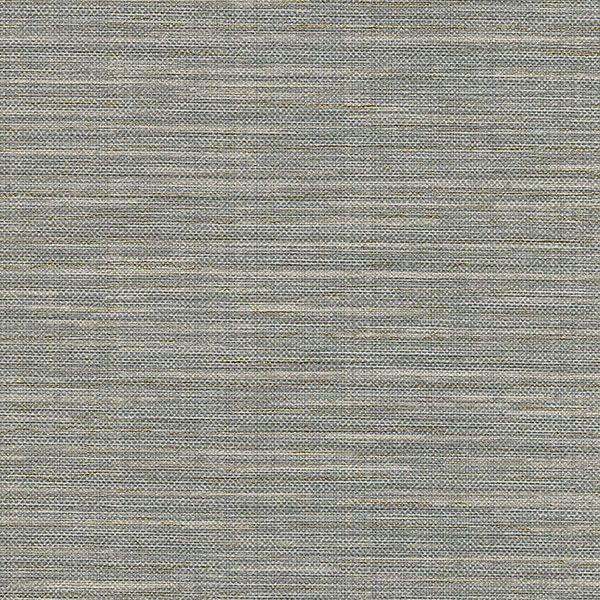 27588016 Bay Ridge Grey Faux Grasscloth by Brewster
