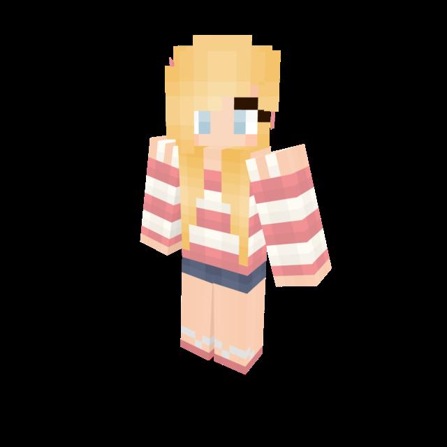 Minecraft girl skins hot | minecraft girl skin | minecraft ...