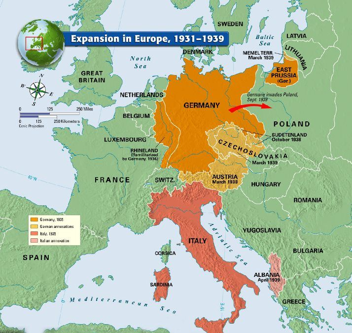 Europe in the 1930s from httpxenohistorianfaithwebeurope europe in the 1930s from httpxenohistorianfaithwebeurope gumiabroncs Image collections