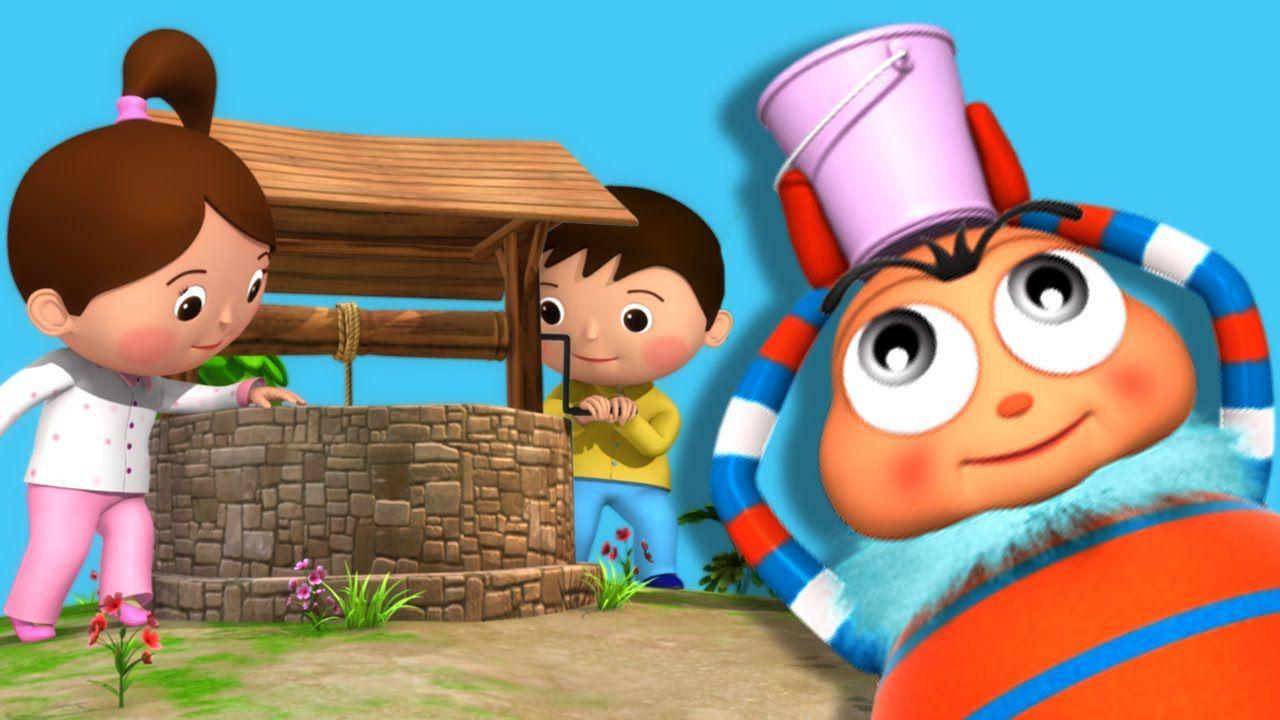 Jack And Jill Nursery Rhymes By Littlebaby