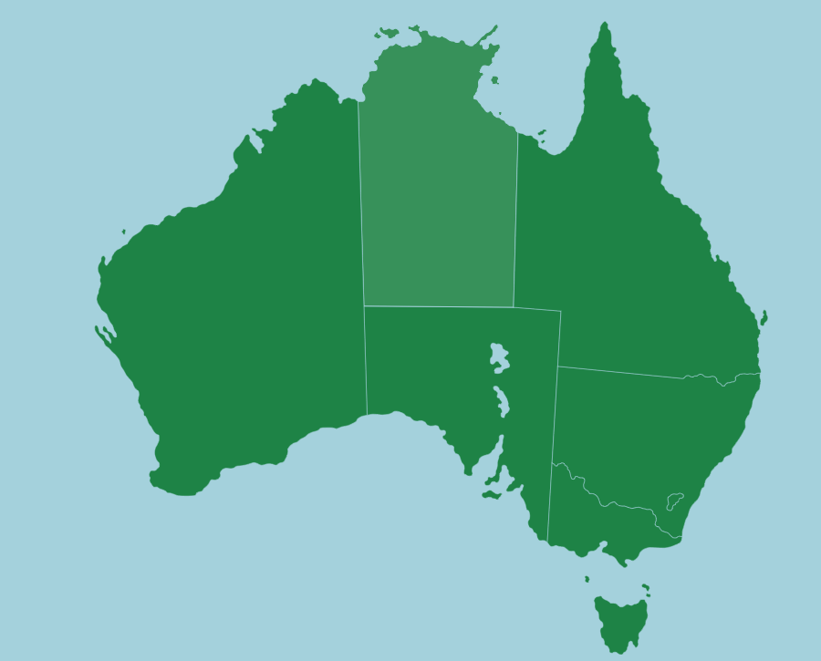 Australia states and territories seterra is a free map quiz game australia states and territories seterra is a free map quiz game that will teach gumiabroncs Images