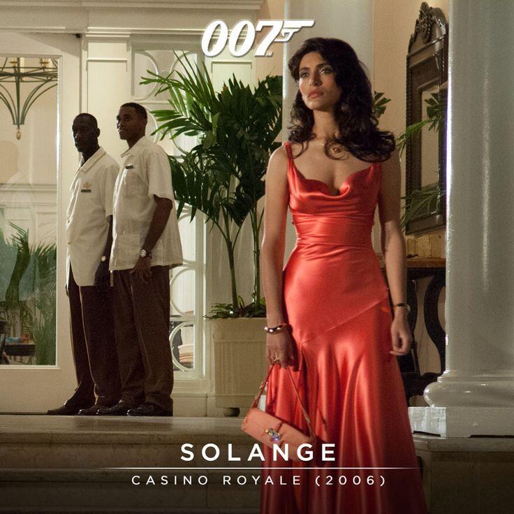 Bond Girl Casino Royale Dress Caterina Murino...