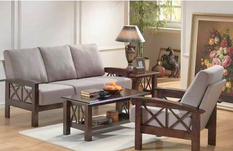 Wooden Sofa Designs Pictures In Traditional Indian Style