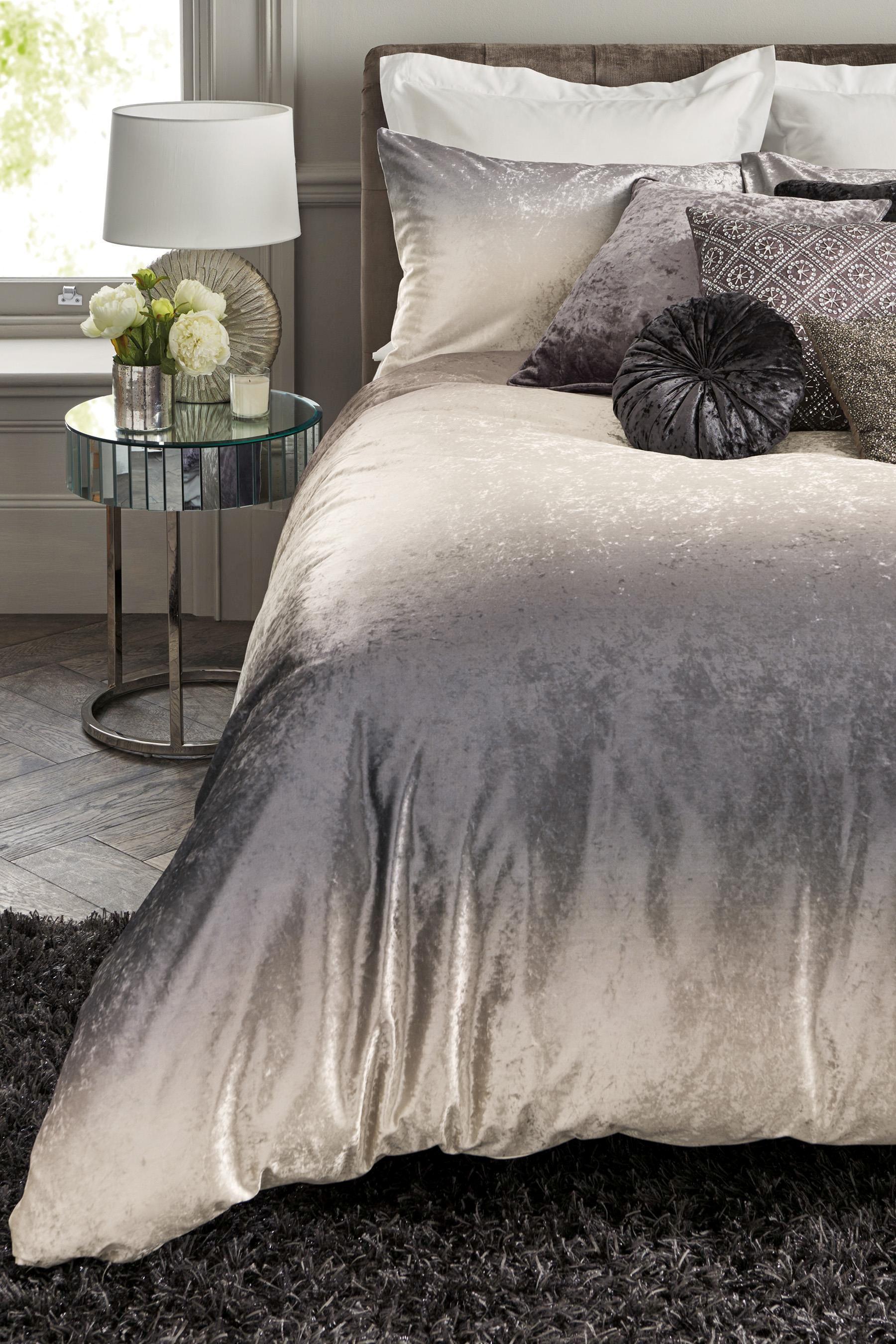Ombre Velvet Bed Set From The Next Uk Online