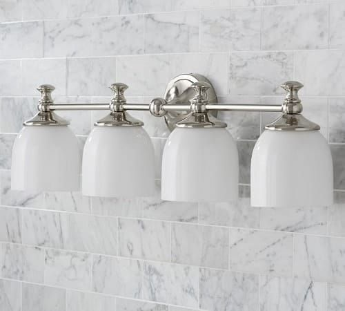 15+ Most beautiful Pottery Barn Bathroom Sconces Under ...