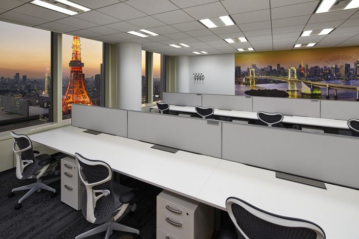 Office Tour Informatica Offices Tokyo Architecture Design