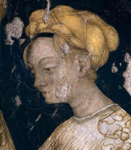 Antonio Pisanello 1395-1455?Pintor y medallista cuatrocentista italiano.Conocido por sus espléndidos frescos