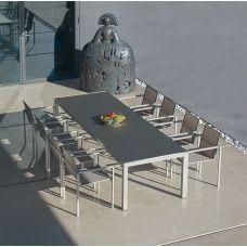 Royal Botania Esstisch Taboela 300 X 100 Cm Verschiedene Modelle Gartenmobel Aus Aluminium Esstisch Mit Glasplatte Essplatz Im Freien