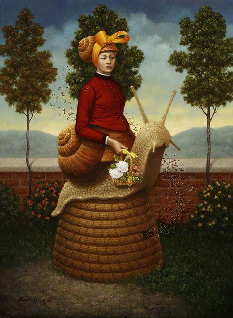 The Beekeeper's Wife / Steven Kenny