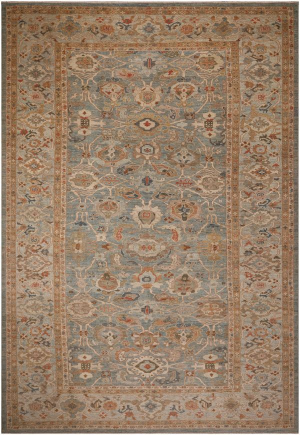 Rug Number: 41707   Size: 17' x 11'6